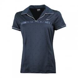 Nike Set Point Polo Yaka Bayan Tişört