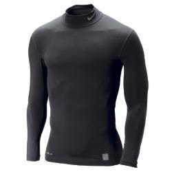 Nike Core Compression Mock Uzun Kollu Erkek Tişört