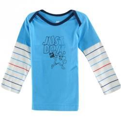 Nike Graphic Ls Tee Uzun Kollu Çocuk Tişört