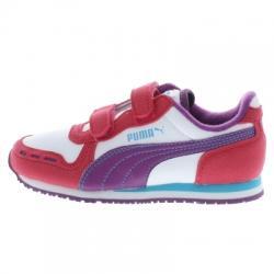 Puma Cabana Racer Sl V Çocuk Spor Ayakkabı
