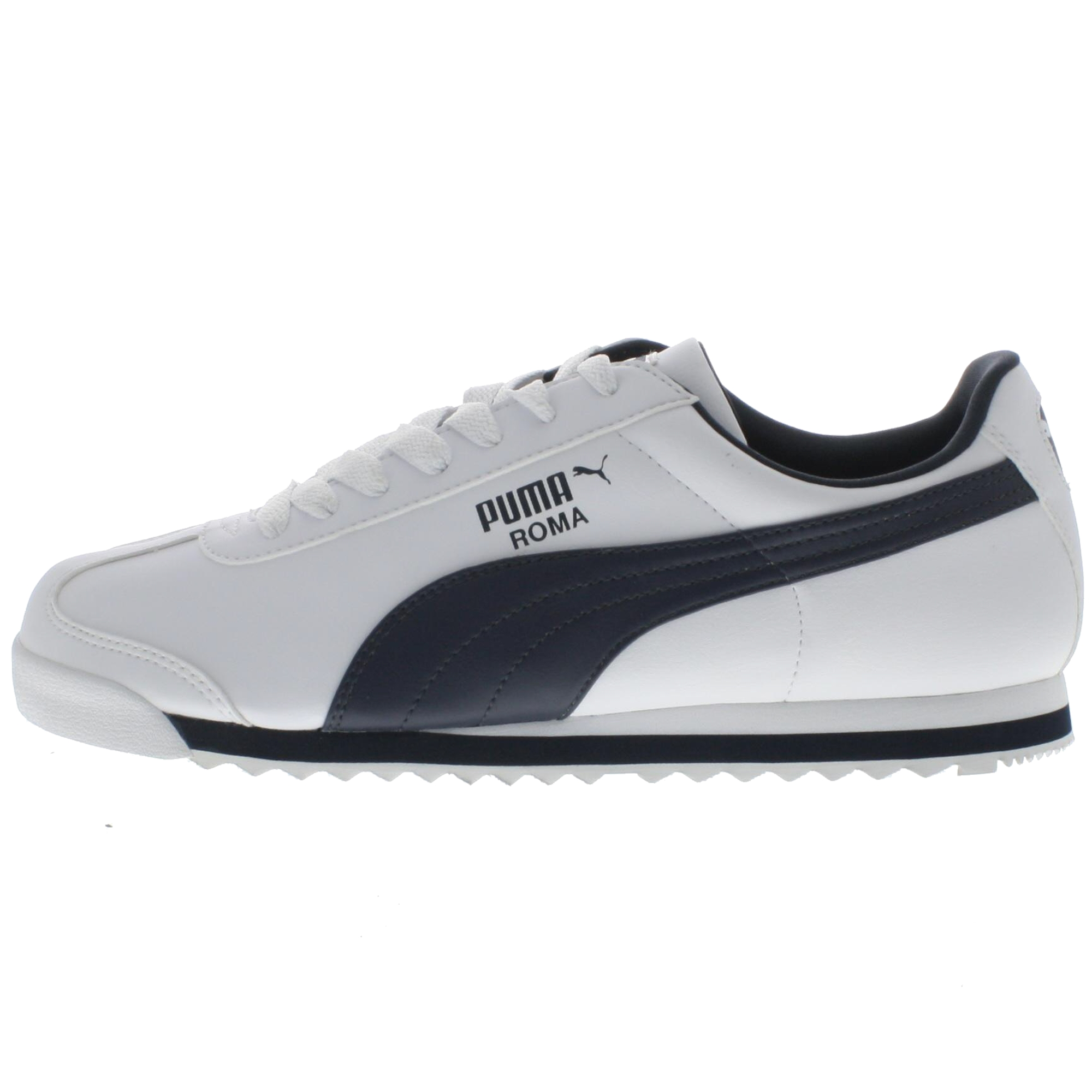 Puma Roma Basic Erkek Beyaz Spor Ayakkabı (353572-12)