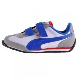 Puma Whirlwind L V Çocuk Spor Ayakkabı