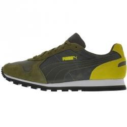 Puma St Runner Camo Burnt Spor Ayakkabı