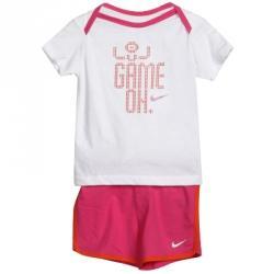Nike Sunsport Knit Set Tişört Şort Takım