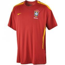 Nike Brezilya Cs Ss Training Top Tişört