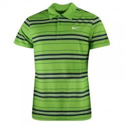 Nike Challenger Sphere Stripe Polo Yaka Erkek Tişört