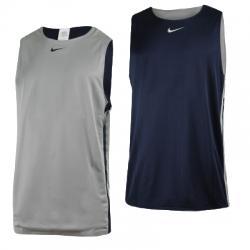 Nike New Hustle Reversible Çift Taraflı Erkek Atlet