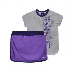 Action Knit Set 2 (Tişört-Şort) Çocuk Takım