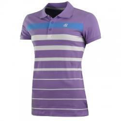 Club Jersey Polo Strpe Bayan Tişört