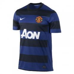 Nike Manchester United Ss 2011-2012 Dış Saha Maç Forması