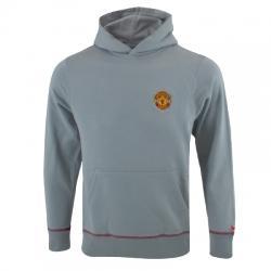 Nike Manchester United Boys Core Hoodie Kapüşonlu Çocuk Sweatshirt