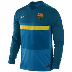 Fc Barcelona Pre Match Top II Uzun Kollu Tişört