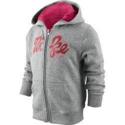 Nike Ya76 Gfx Ft Fz Hoodie Kapüşonlu Ceket