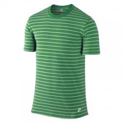 Nike Striped Alumni Tee Erkek Tişört