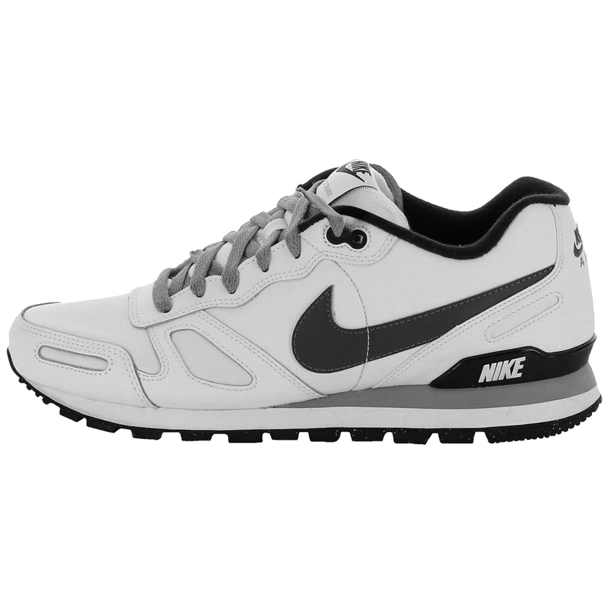 promo code c46f3 42225 Nike Air Waffle Trainer Leather FW11 Erkek Spor Ayakkabı #454395-100 ...