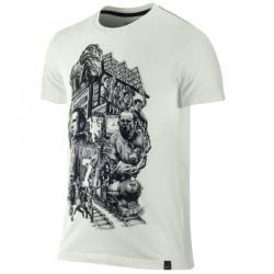 Nike Manchester United Authentic Ss Tee Tişört