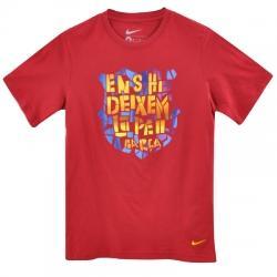 Fc Barcelona Boys Core Tee Çocuk Tişört