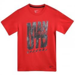 Manchester United Boys Core Tee Çocuk Tişört