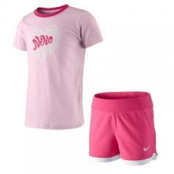 Nike Just Do It  Knit Set  Çocuk Takım (Tişört+Şort)