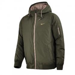 Nike Bomber Kapüşonlu Erkek Ceket