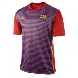 Nike Fc Barcelona Ss Pre Match Top 1 Erkek Tişört