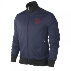 Nike Fc Barcelona Authentic N98 Erkek Ceket