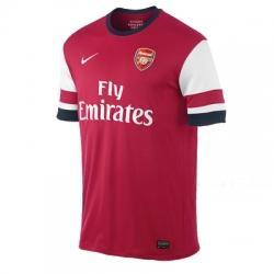 Nike Arsenal Fc Ss 2012-2013 İç Saha Maç Forması
