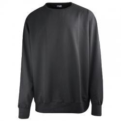 Barcin Basics Sıfır Yaka Büyük Beden Sweat Shirt