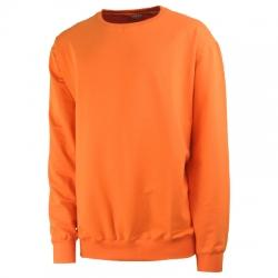 Barcin Basics Erkek Sıfır Yaka Büyük Beden Sweatshirt