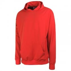 Barcin Basics Erkek Kapüşonlu Büyük Beden Sweatshirt