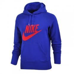 Nike Hbr Exploded Po Hoody Kapüşonlu Sweatshirt