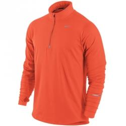 Nike Element 1/2 Zip Uzun Kollu Tişört