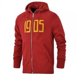 Galatasaray Authentic Aw77 Fz Kapüşonlu Erkek Ceket