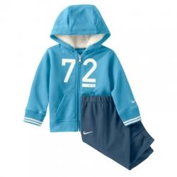 Nike YA76 Campus Bf Hoodie Kapüşonlu Çocuk Eşofman Takımı