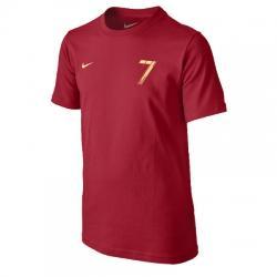Cristiano Ronaldo Hero Core Tee Çocuk Tişört