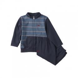 Stripe Junior Warm Up Çocuk Eşofman Takımı