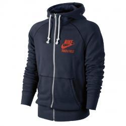 Nike Run Tf Brand Read Fz Aw77 Kapüşonlu Erkek Ceket