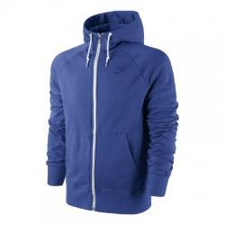 Nike Hbr Washed Aw 77 Fz Hoody Kapüşonlu Erkek Ceket