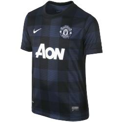 Nike Manchester United Boys Replay Dış Saha Forma