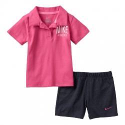 Nike Campus Club Set (Tişört-Şort) Çocuk Takım