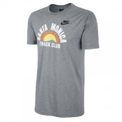 Nike Run Santa Monica Track Club Tee Erkek Tişört