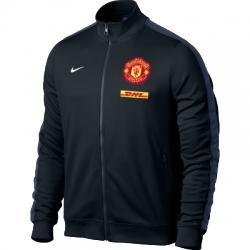 N98 Manchester United Authentic Track Erkek Ceket
