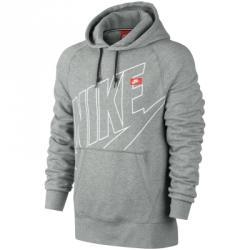 Nike Aw77 Hoodie Logo Exp Kapüşonlu Sweatshirt