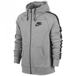 Nike Aw77 Fz Hoodie Logo Tape Kapüşonlu Ceket