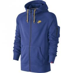 Nike Aw77 Ft Fz Hoodie Kapüşonlu Ceket