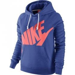 Nike Rally Hoodie Logo Kapüşonlu Sweatshirt