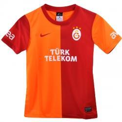 Nike Galatasaray 2013-2014 Sezonu İç Saha Çocuk Forma