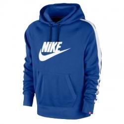 Nike Aw77 Hoody Logo Tape Kapüşonlu Erkek Sweat Shirt
