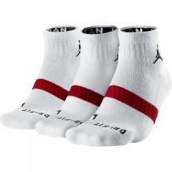 Nike Jordan Drifit Low Quarter 3'lü Çorap