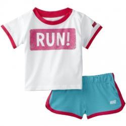 Nike Running Set Inf Tişört-Şort Çocuk Takım